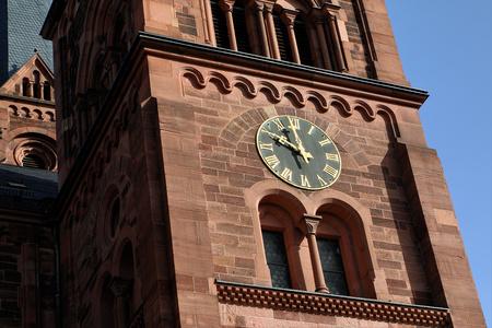 johannes: Church of St. Johann, Freiburg ,Germany