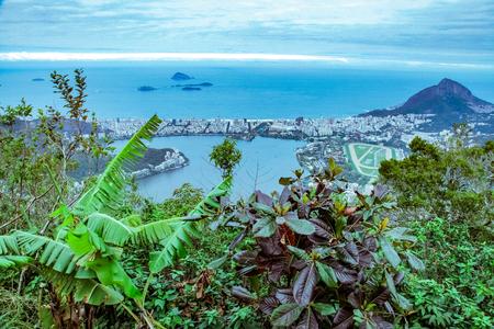 monte cristo: Rio de Janeiro, Brazil, South America Stock Photo