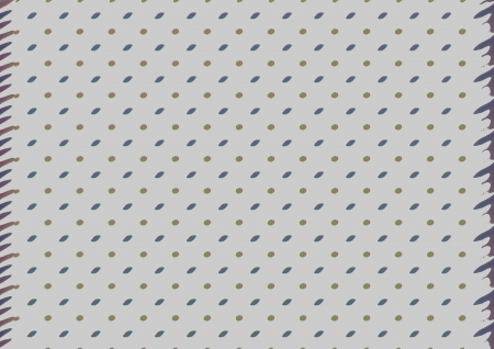regularly: Regularly patterned abstract background of green dots and grey diamond shapes