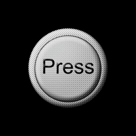 powerbutton: Pulse el bot�n de metal de plata con la prensa de la palabra en la parte superior del bot�n