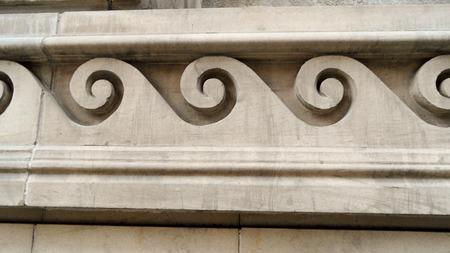 friso: Architectural friso Rollos
