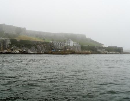 mundo contaminado: Foggy Costa y Shoreline Devon