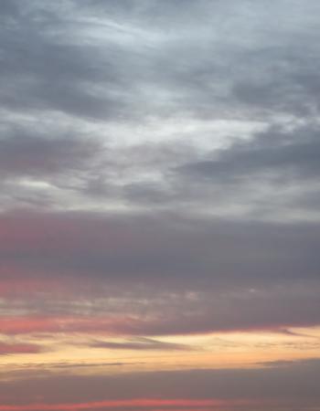 sunup: Layered Sunrise Stock Photo