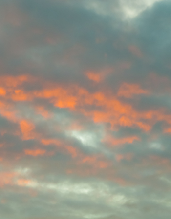 explained: Pink and Orange Sky