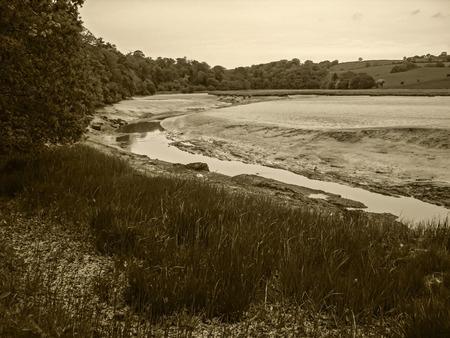elliot: River Tiddy Port Eliot