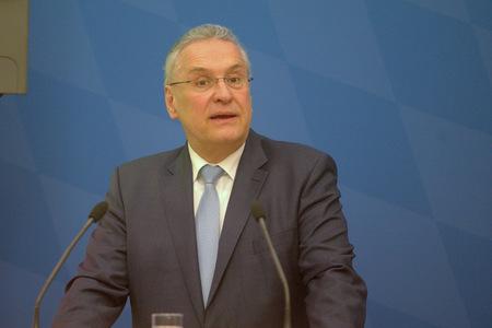 2017-03-13, Joachim Herrmann (CSU), Bayerischer Innenminister der Presse Standard-Bild - 78214847