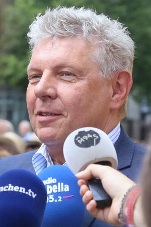 München, Deutschland - 21. Juni 2017 - Dieter Reiter, 1. Bürgermeister von München (Bayern) an die Presse Standard-Bild - 86020544