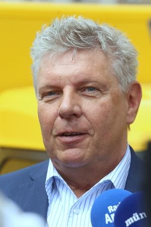 München, Deutschland - 21. Juni 2017 - Dieter Reiter, 1. Bürgermeister von München (Bayern) an die Presse Standard-Bild - 86020546