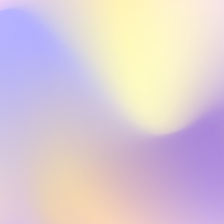 Violet, yellow blurred stains. Light pastel hues. Vector abstract background. Soft gradient. Modern design. Dreamy, delicate, airy, gentle image. EPS 10 illustration Imagens - 120263382