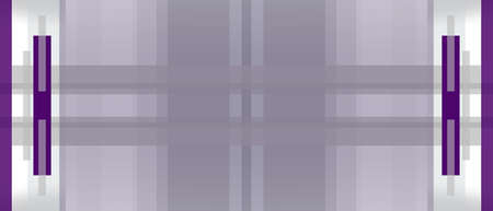Abstract background with dark purple, gray, white strips. Creative geometric pattern with copy space. Modern technology design. Panoramic template for web banner, landing page, website, business card, poster, flyer, leaflet