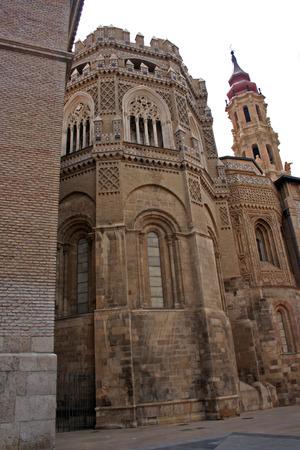 saviour: Saviour Cathedral, Zaragoza (Spain)