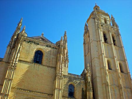 segovia: Cathedral of Santa Maria de Segovia, Spain