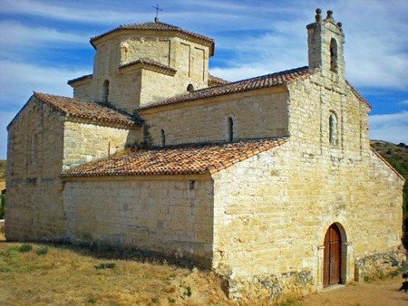 urea: Church people of Valladolid, Spain