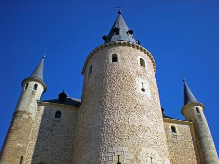 alcazar: Alcazar of Segovia, Spain
