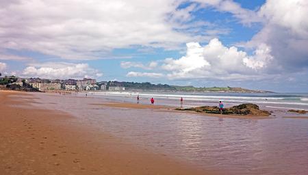 cantabria: Playa de Santander, Cantabria (Spain)