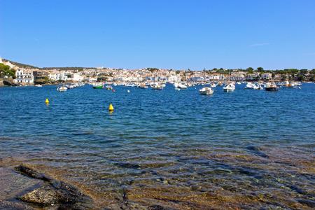 Bay of Cadaques, Catalonia (Spain)