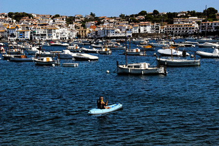 Bay of Cadaques, Catalonia (Spain)