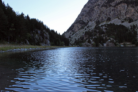 Lake Panticosa, Huesca (Spain)