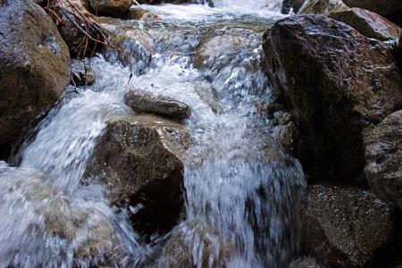 Waterfall Panticosa, Huesca (Spain)
