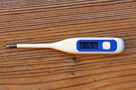 digital thermometer: Digital thermometer