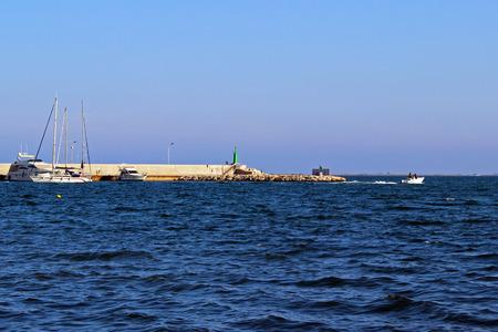 LAmpollas port, Catalonia (Spain)