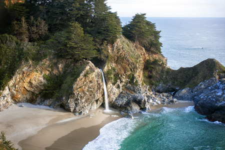 mcway: McWay Falls afternoon, Big Sur, California