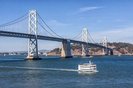 san francisco bay bridge: San Francisco Bay Bridge and Ferry