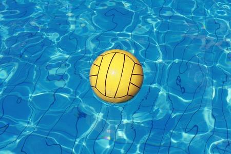 water polo Standard-Bild
