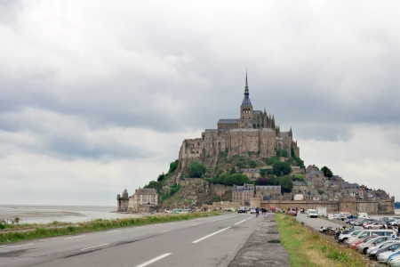 abbey of Mont Saint-Michel  France