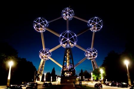 brussels: Brussels, Atomium