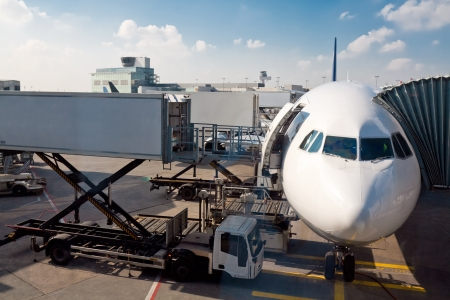 Air Plane parking