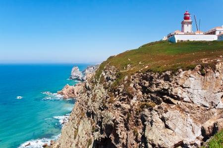 roca: Cabo da Roca  Cape Roca  Sintra, Portugal