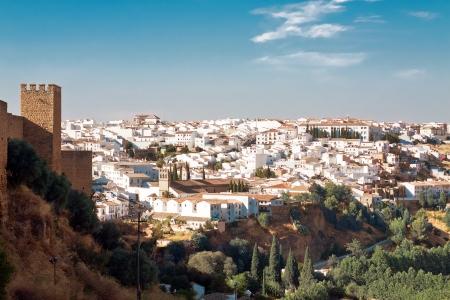 ronda: Ronda, Malaga Province, Andalusia, Spine