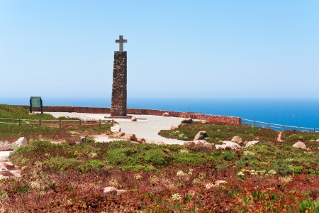 roca: Cabo da Roca (Cape Roca) Sintra, Portugal