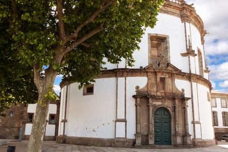 Monastery da Serra do Pilar in Vila Nova de Gaia, Portugal. photo