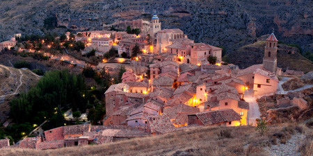 Albarracin. Teruel, Spain