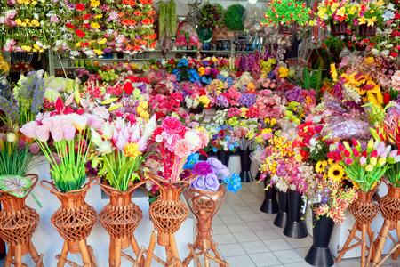 yai: negozio di fiori a Hat Yai, Thailandia