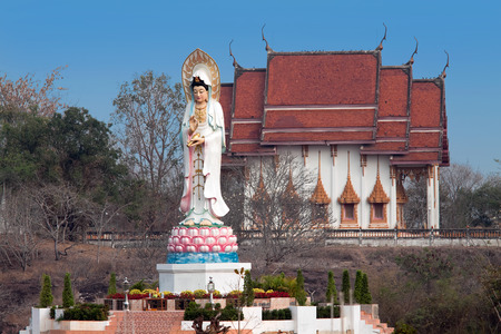 lat: Temple Lat Pu Songtham (Pratthat Sajja), province Loei, Thailand