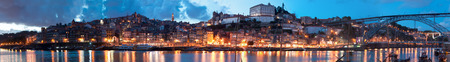 old town: view of old town of Porto, Portugal Stock Photo