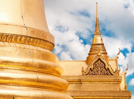 kaew: Temple  Phra Kaew, Bangkok, Thailand
