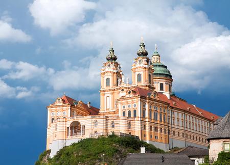 austria: Melk abbey, Lower Austria, Austria