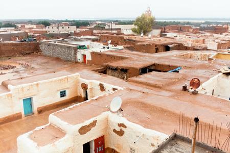 massa: Village Arazane, region Souss Massa Draa, Morocco