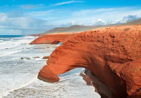 marocco: Legzira beach, Sidi Ifni, Souss-Massa-Draa, Morocco