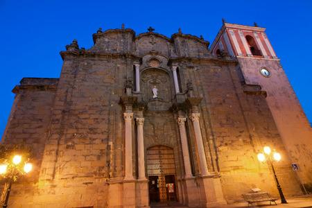 parish: Parish San Mateo, Tarifa, Province of Cadiz, Spain