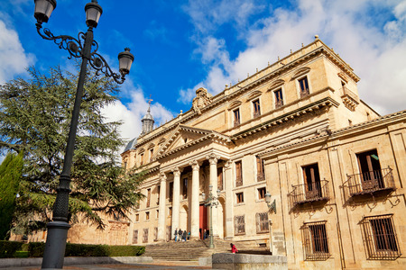 castile and leon: University of Salamanca. Castile and Leon, Spain