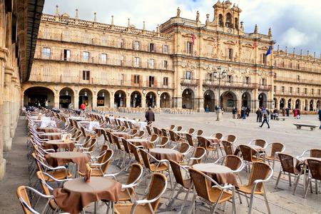 salamanca: Plaza Mayor, Salamanca, Spain