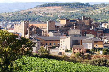 castille: City Ponferrada, Spain
