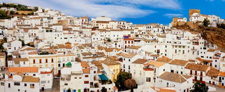 セテニル デ ラス ボデガス、カディス、アンダルシア、スペイン 写真素材