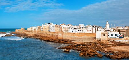 エッサウィラ地方マラケシュとエル スペイン、モロッコ 写真素材