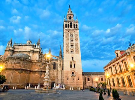 La Giralda,Sevilla, Spain